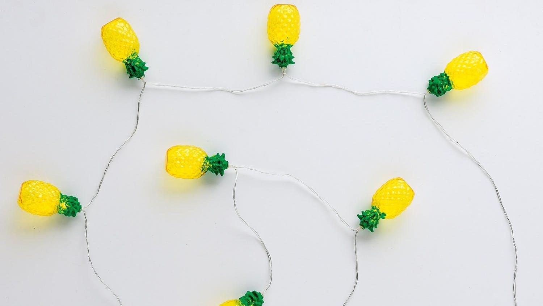 Pineapple String Lights   Domayne
