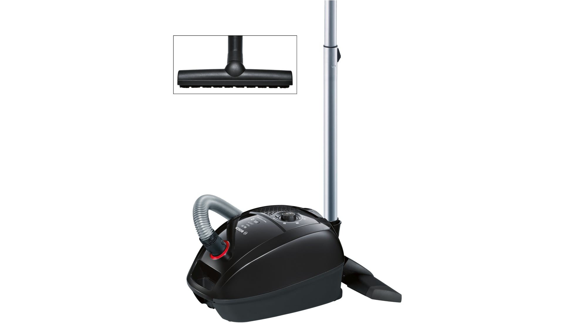 bosch pro power vacuum cleaner domayne. Black Bedroom Furniture Sets. Home Design Ideas