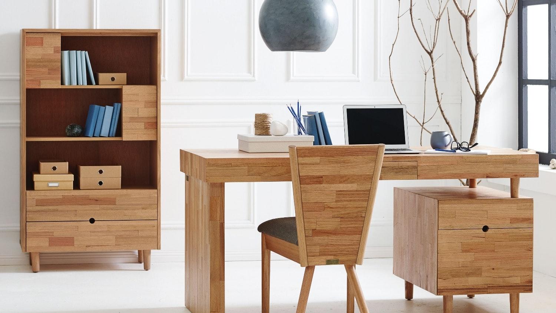 Enya 2 Drawer Bookcase