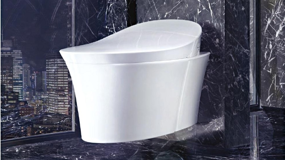 Kohler Veil Integrated Wall-Hung Toilet