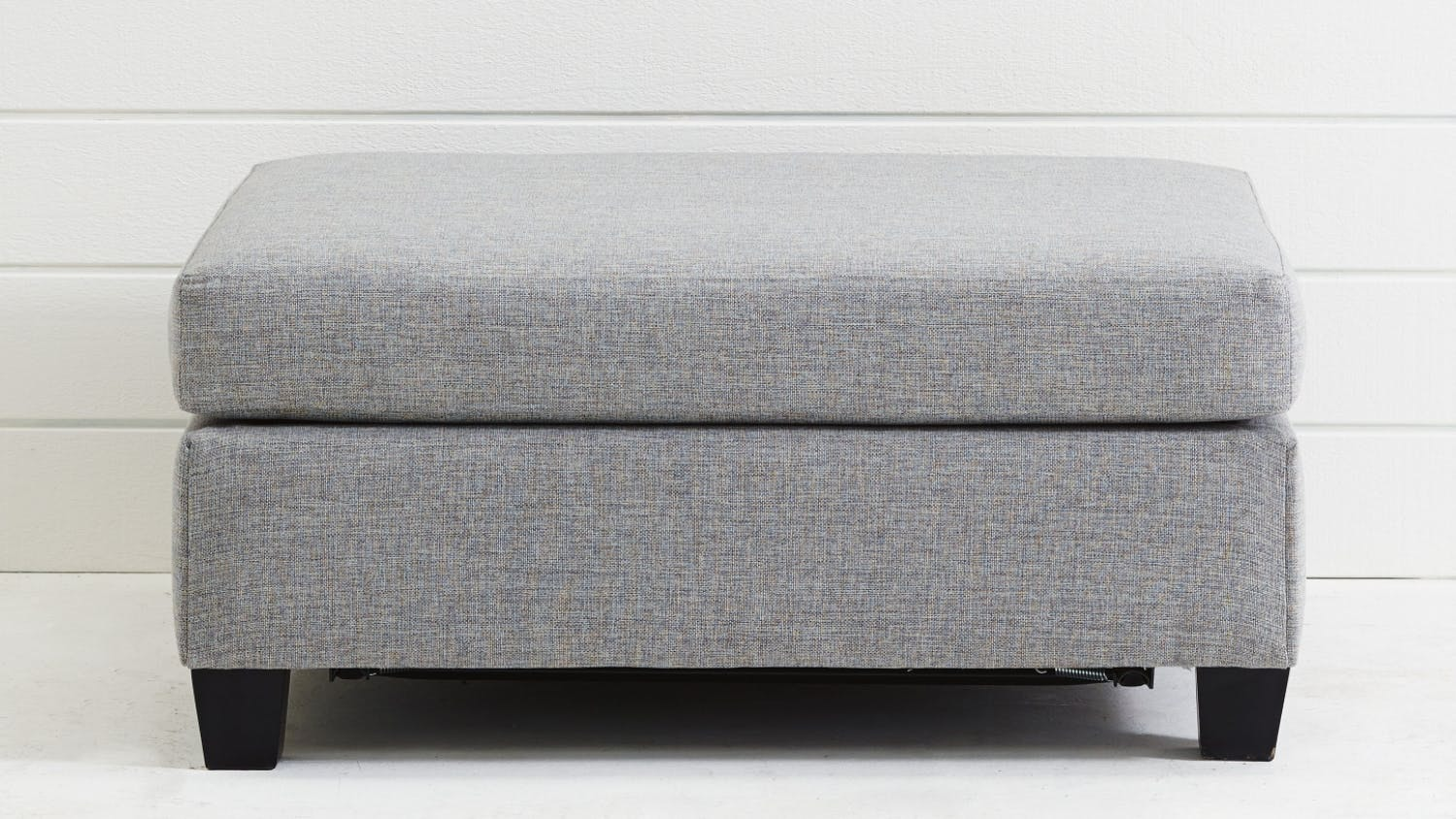 Newport Ottoman With Pull Out Bed Domayne