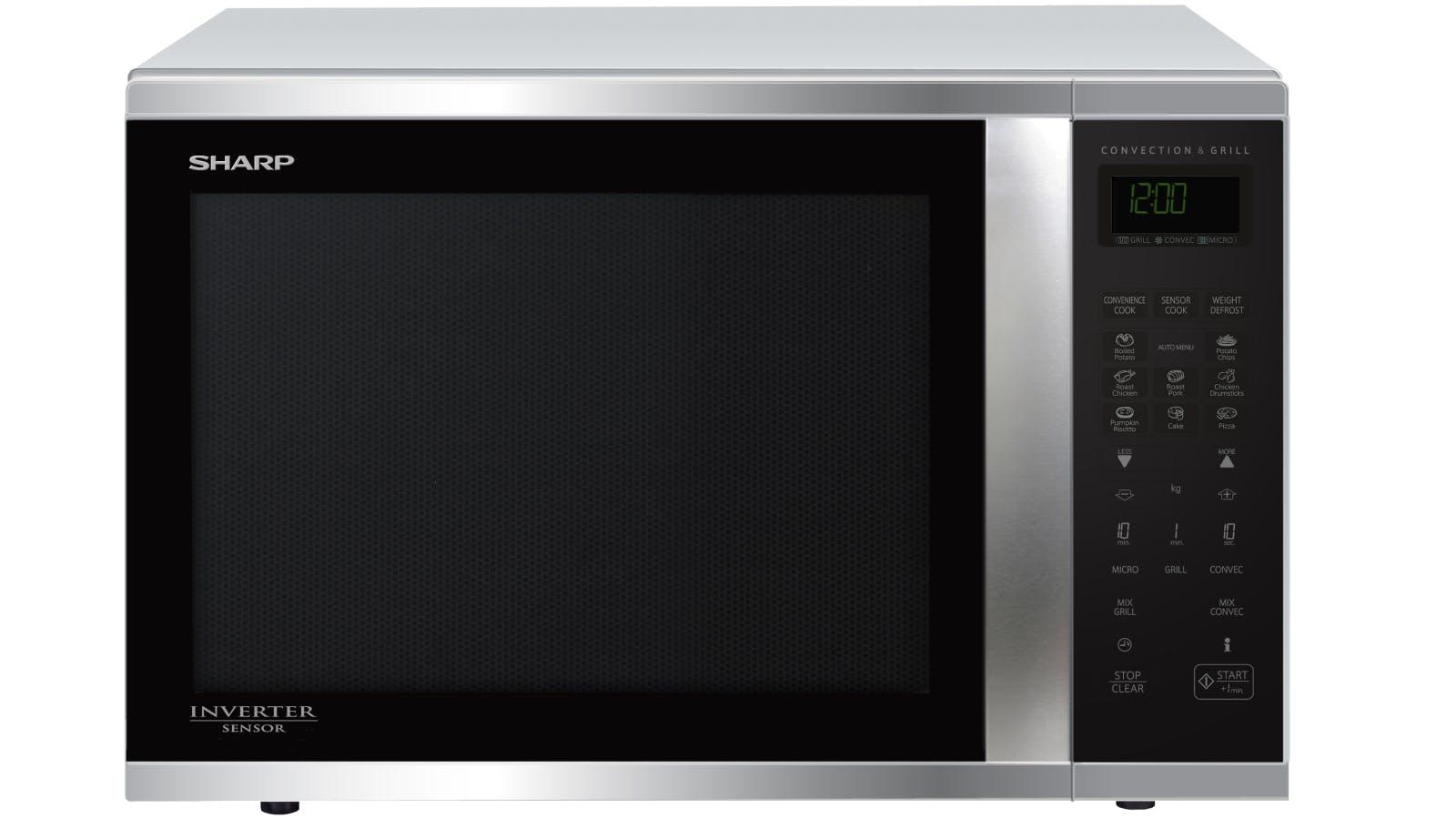 Microwave Oven Stainless Steel Bestmicrowave
