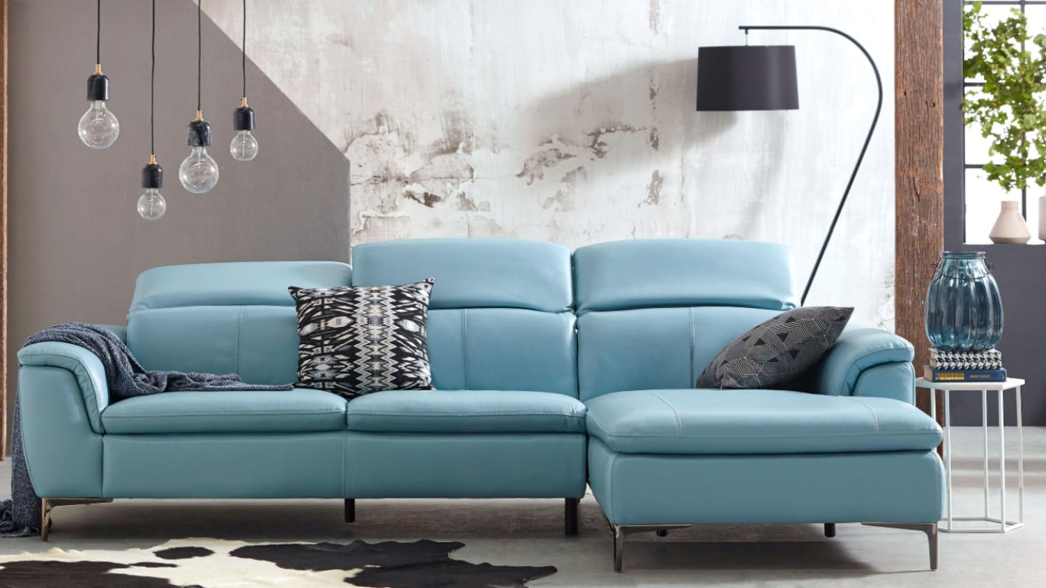 Turquoise Living Room Furniture Lounges Sofa Bed Sofa Futon Leather Lounge More Domayne