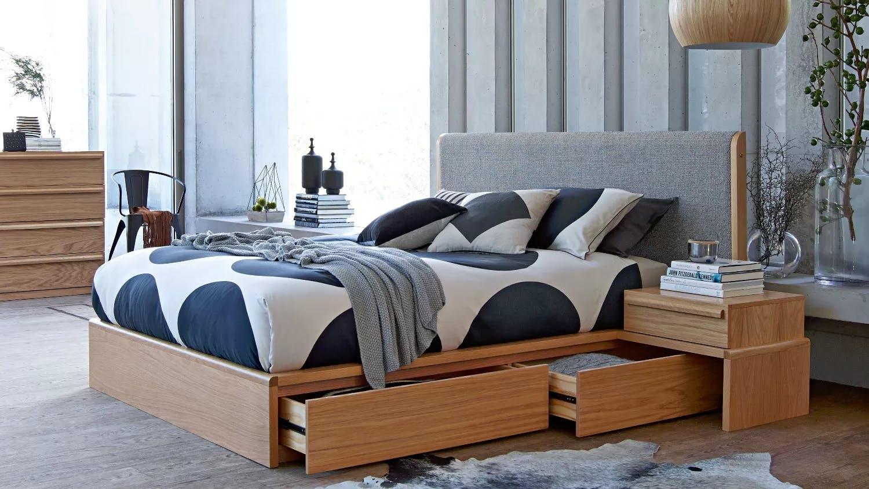Killarney 4 Drawer Bed Base Domayne