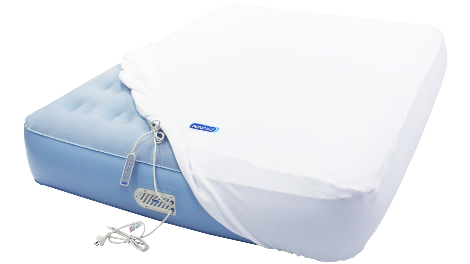 aerobed extra comfort inflatable mattress domayne