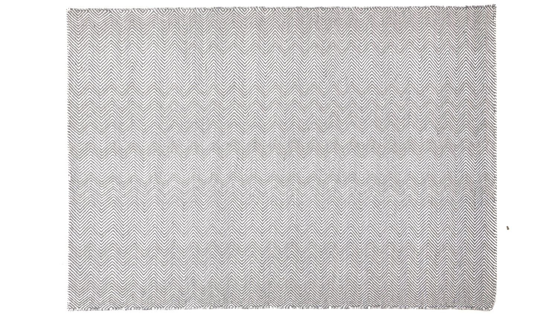 herringbone front rug rugs white and yarn products in black prev loom