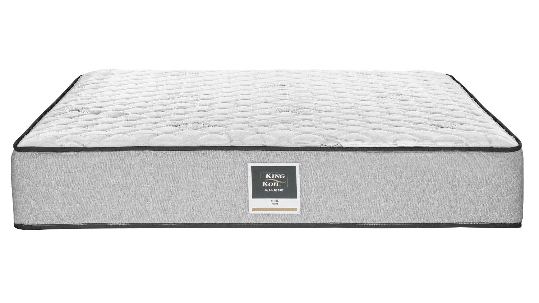 king koil theia firm mattress domayne