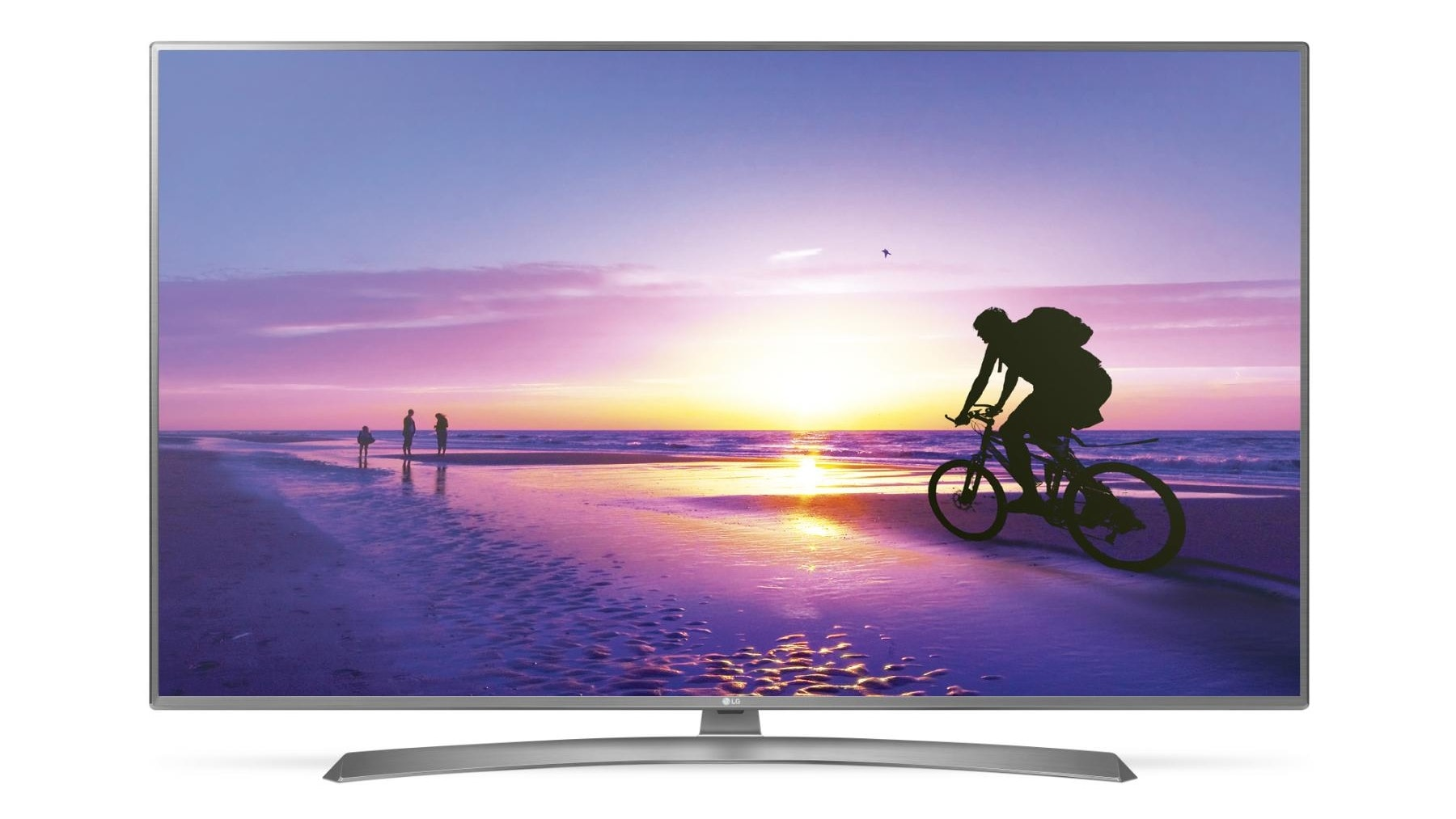 Lg 55 Uj654t 4k Ultra Hd Led Lcd Smart Tv Domayne # Table Tv Lcd En Palette