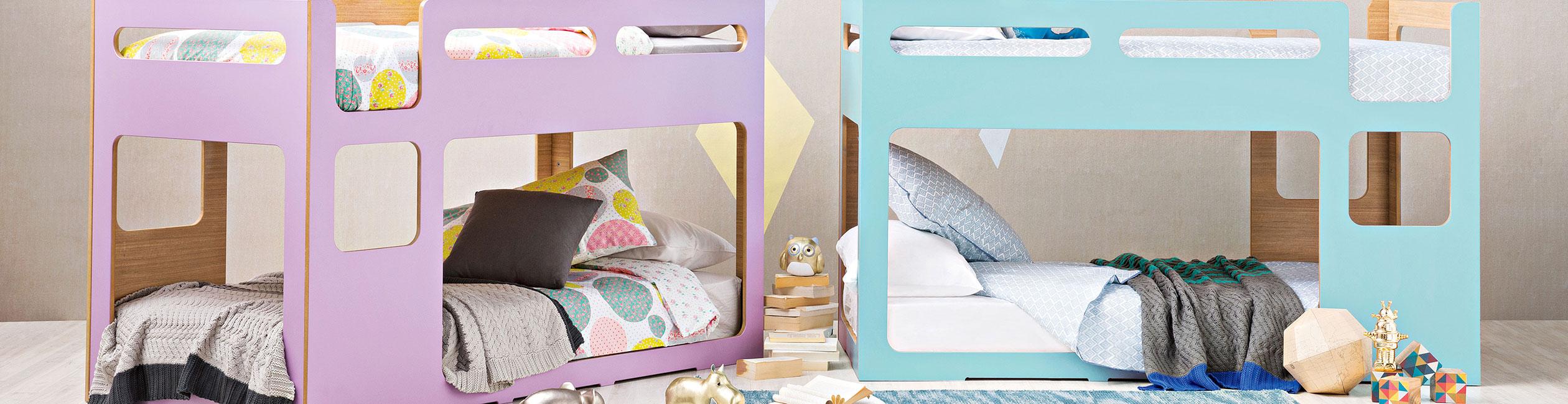 Kid Beds Kids Furniture Bunk Beds Toddler Bed Domayne