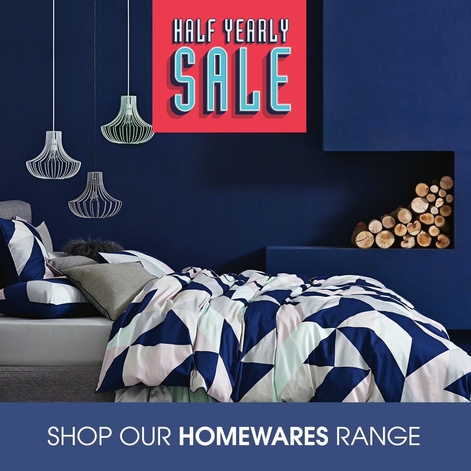 Half Yearly Clearance Homewares