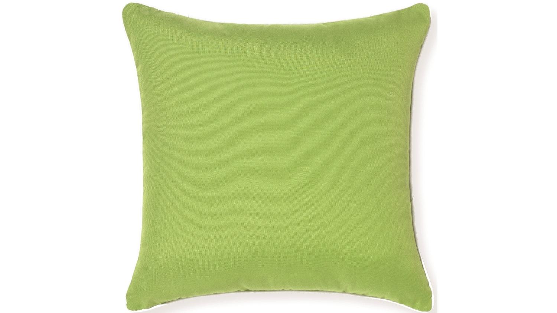 Riviera Plain Cushion Green
