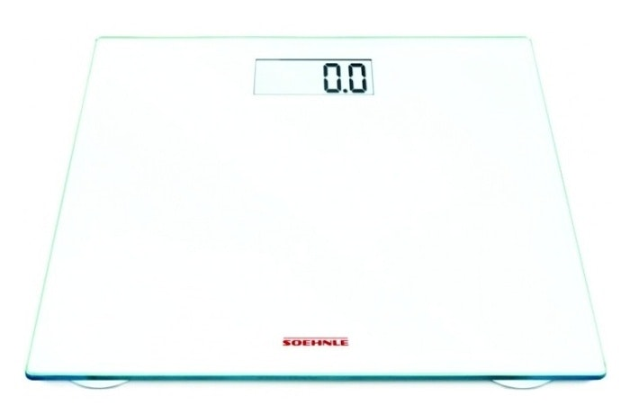 Soehnle Pino Digital Personal Scale - White