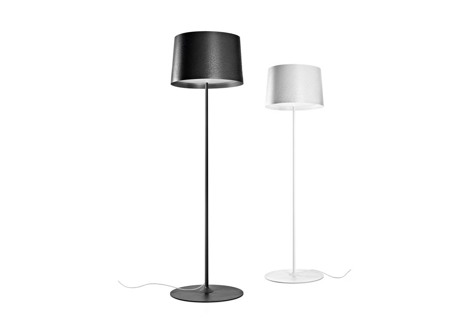 Twiggy Lettura Floor Lamp by Marc Sadler for Foscarini