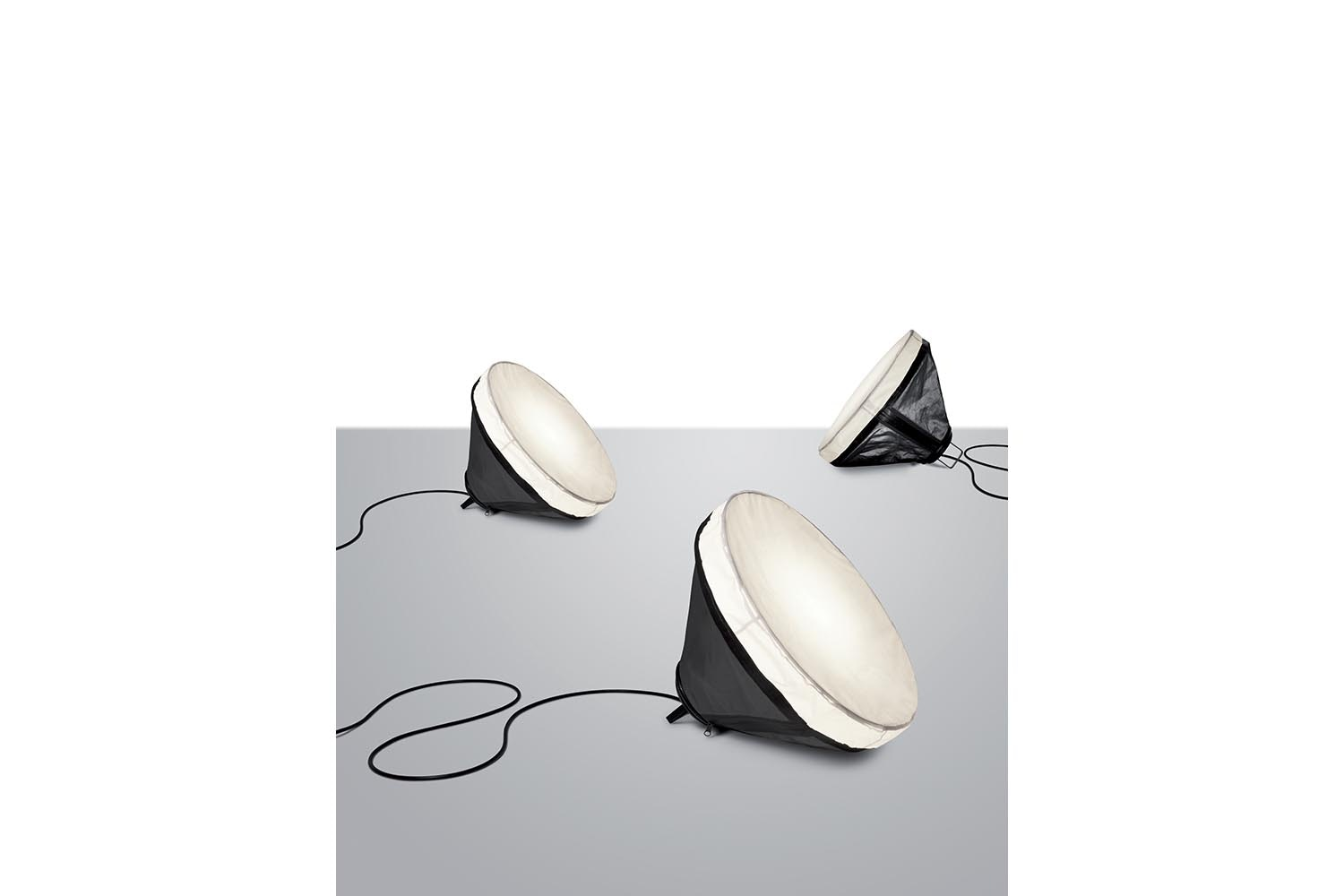 Drumbox Table Lamp by Successful Living from DIESEL for Foscarini