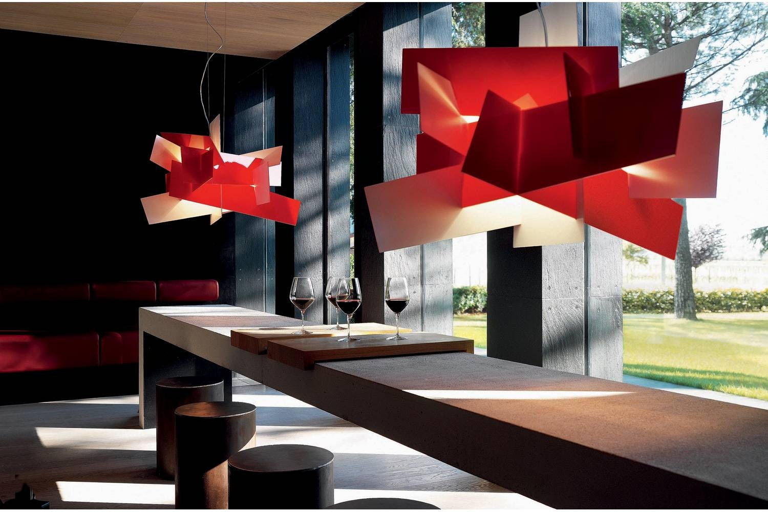 Big Bang Suspension Lamp by Enrico Franzolini & Vicente Garcia Jimenez for Foscarini