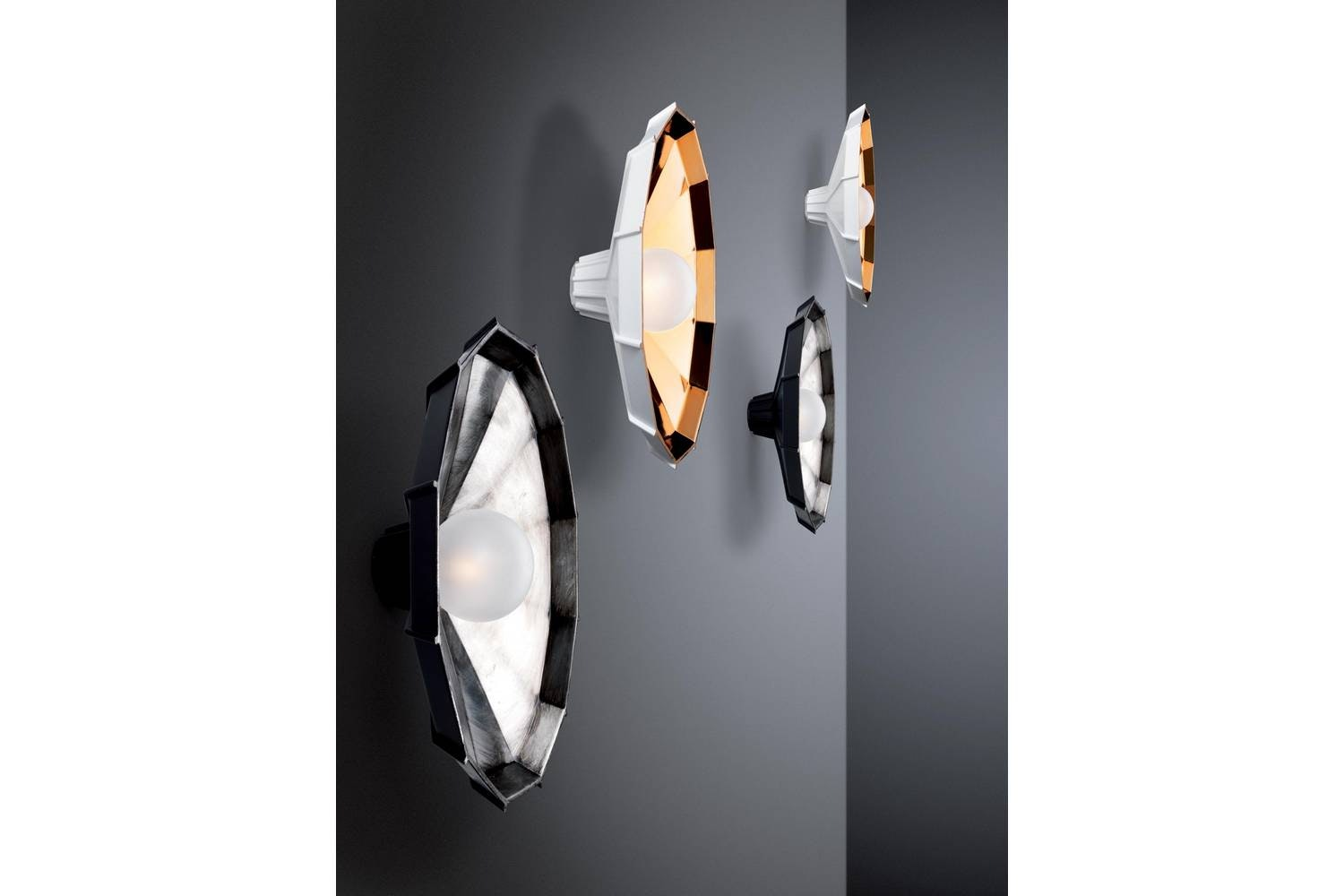 Mysterio Ceiling/Wall Lamp by Successful Living from DIESEL for Foscarini