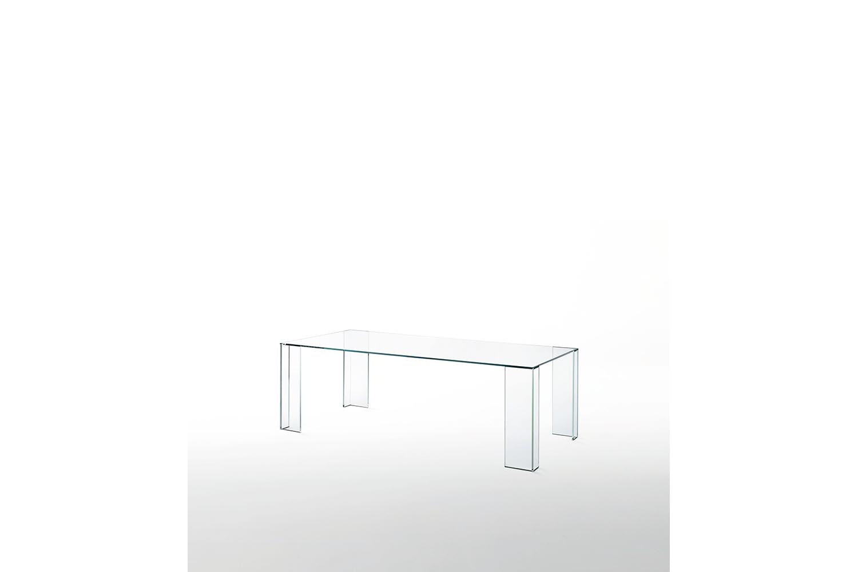 Aria Table by Piero Lissoni for Glas Italia