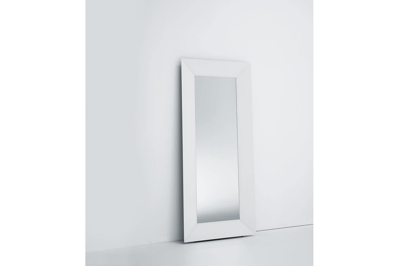 Aura Big Mirror by Riccardo Dalisi for Glas Italia