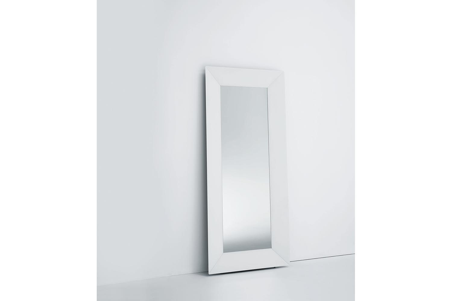 Aura Big Mirror by Riccardo Dalisi for Glas Italia