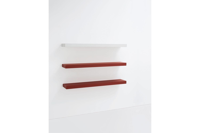 Bau Mensole Wall Mounted Shelves by Nanda Vigo for Glas Italia