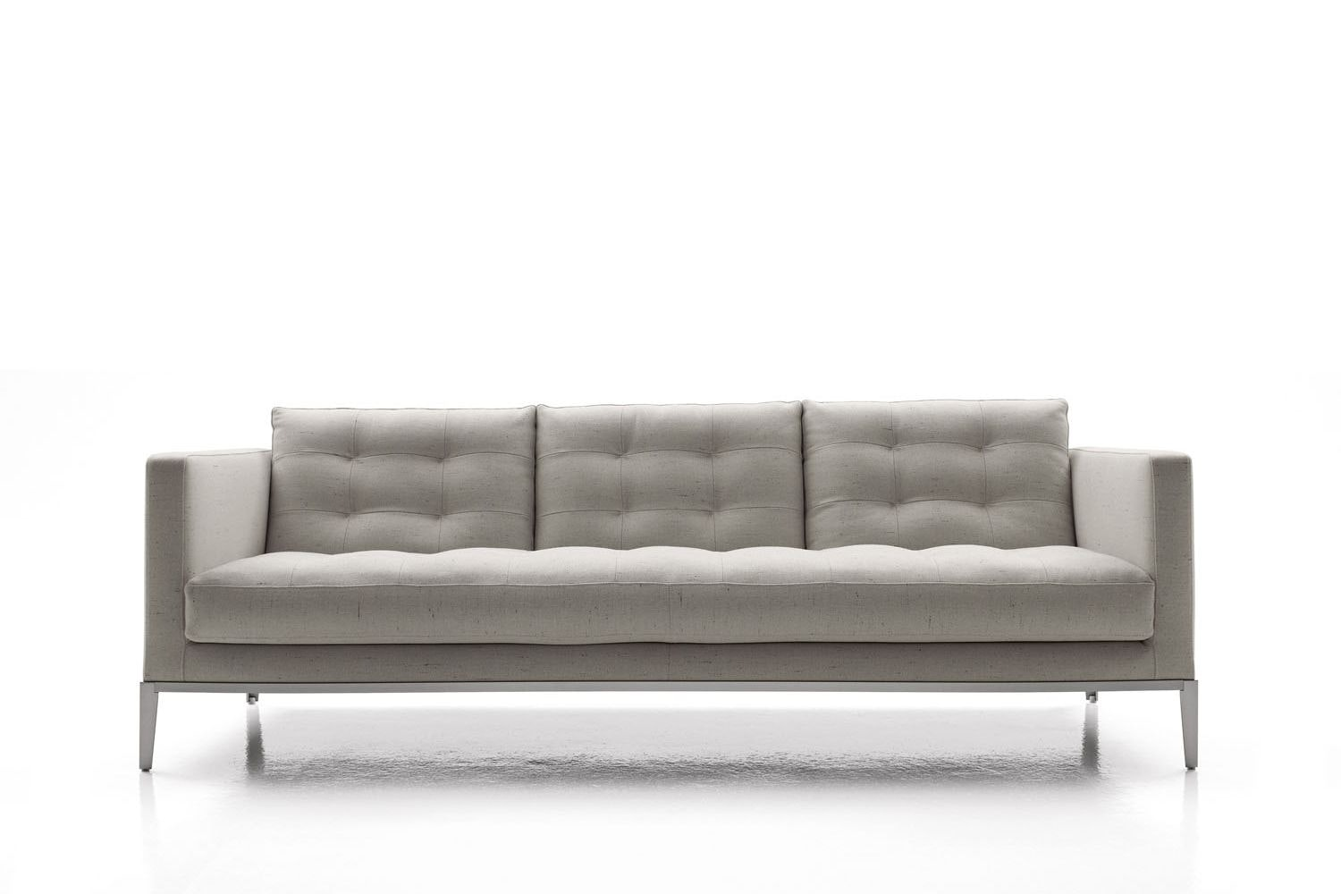 AC Lounge Sofa by Antonio Citterio for B&B Italia Project
