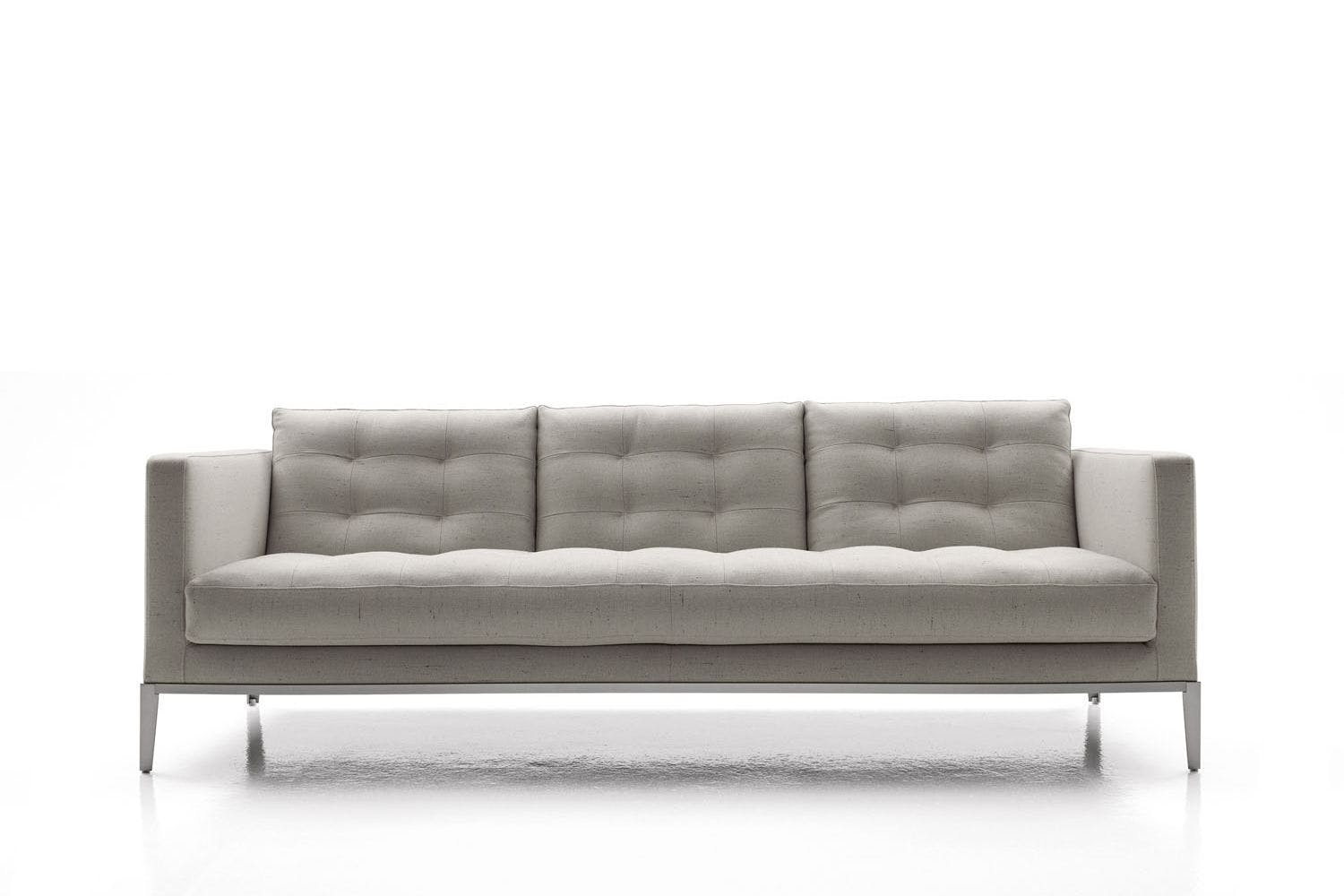 ac lounge sofa by antonio citterio for b b italia project space furniture. Black Bedroom Furniture Sets. Home Design Ideas