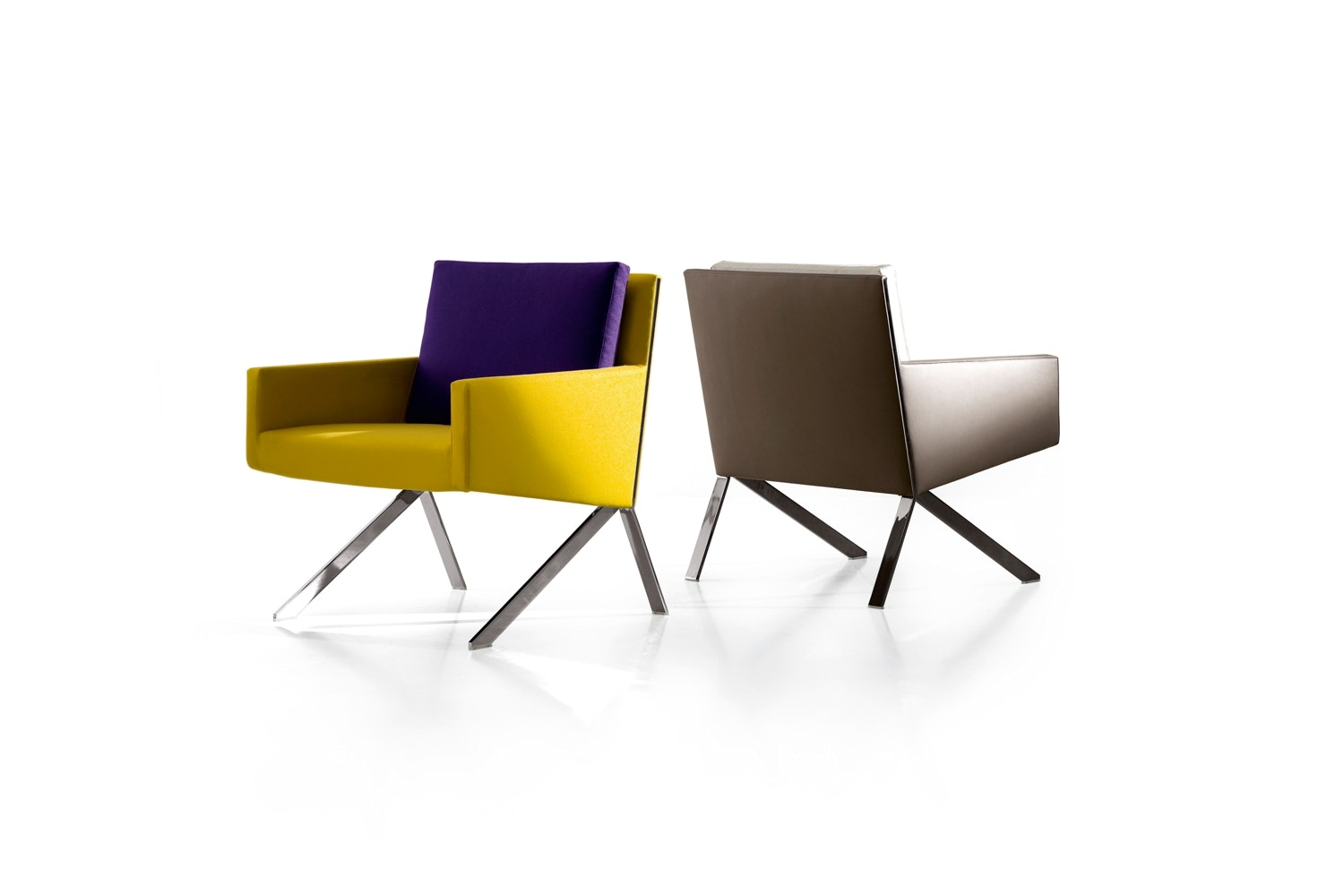 Theo Armchair by Vincent Van Duysen for B&B Italia