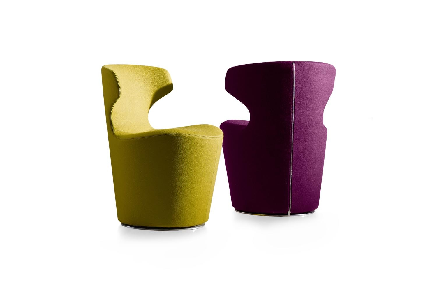 Mini Papilio Armchair by Naoto Fukasawa for B&B Italia