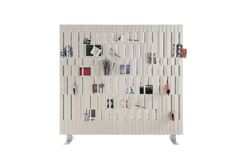 Soft Wall Room Divider by Castern Gerhards and Andreas Glucker for B&B Italia