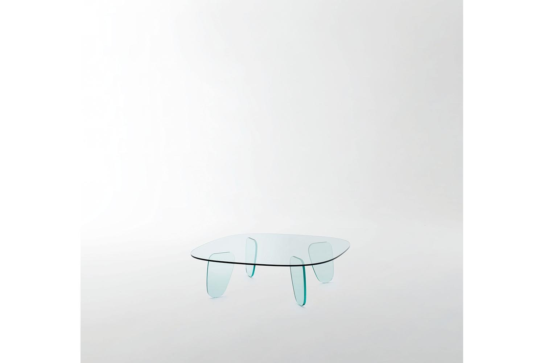 Drawn Table by Naoto Fukasawa for Glas Italia