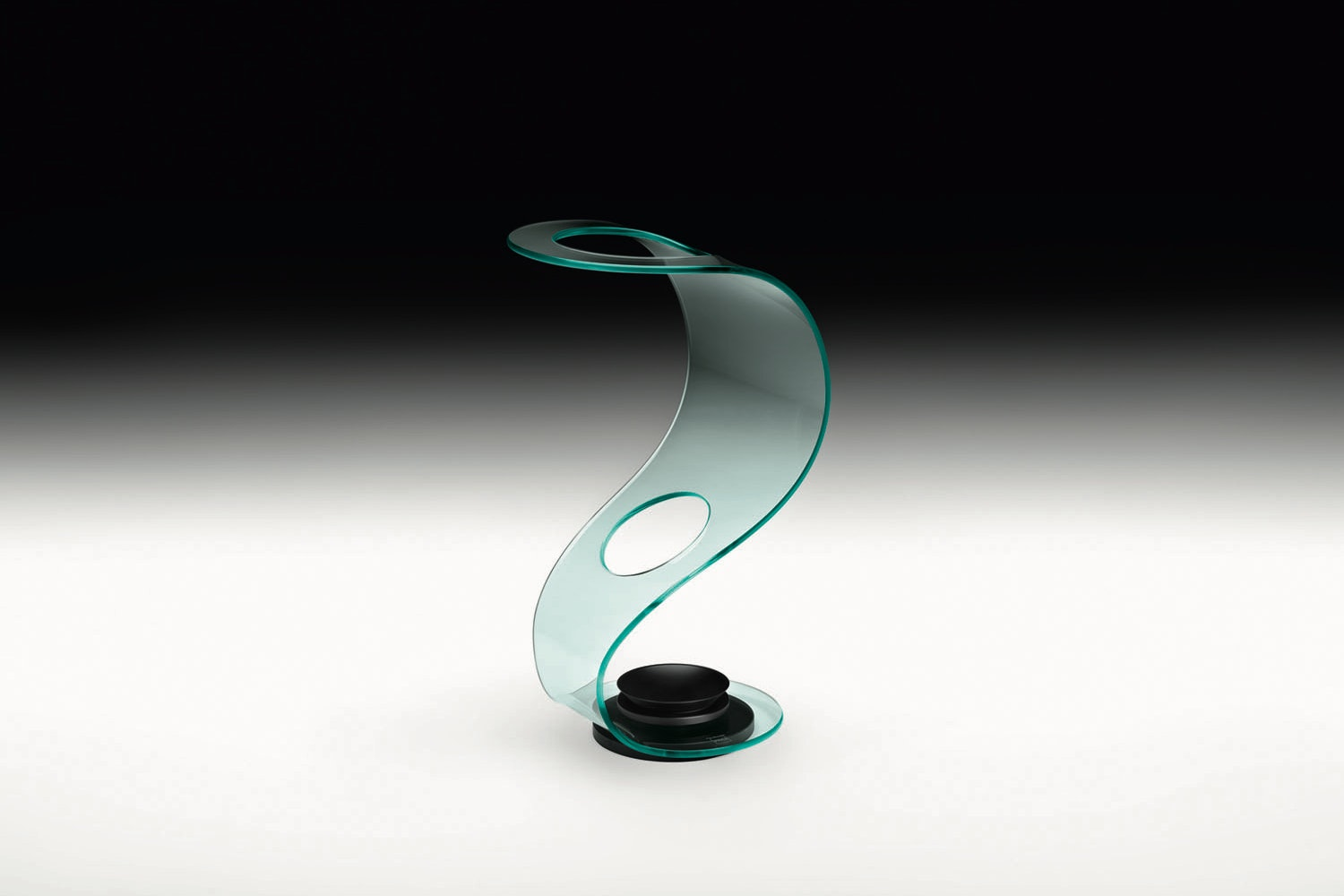 Cobra Umbrella Stand by Elio Vigna for Fiam Italia