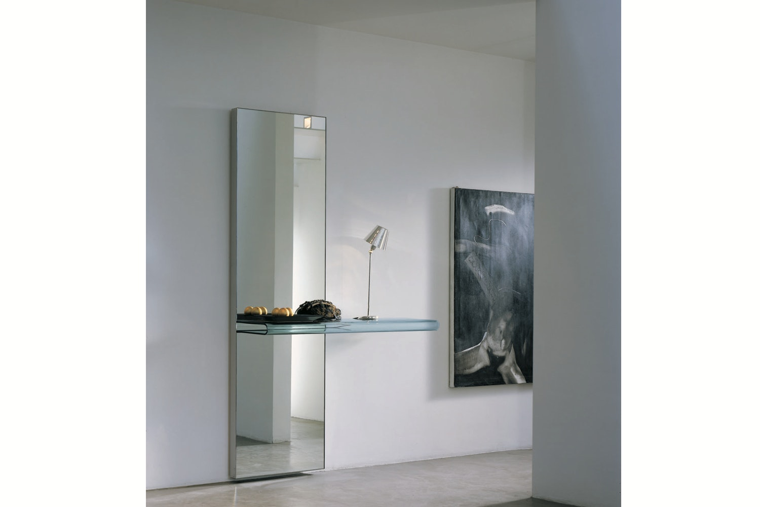 Let Me See Console Table by Rodolfo Dordoni for Fiam Italia
