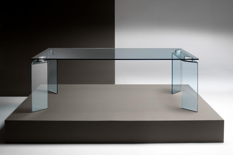 Ray Table by Bartoli Design for Fiam Italia