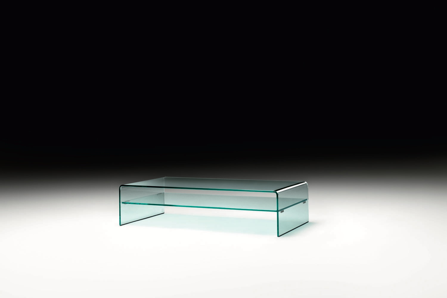 Rialto Piano Coffee Table by CRS Fiam for Fiam Italia