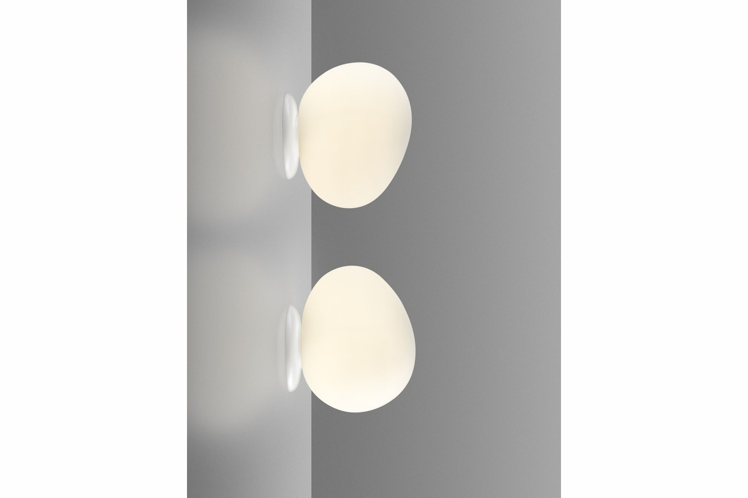 Gregg Ceiling/Wall Lamp by Ludovica & Roberto Palomba for Foscarini