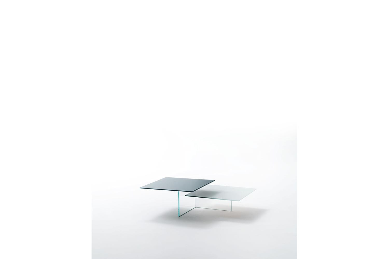 Kris-Kros Coffee Table by Marc Krusin for Glas Italia