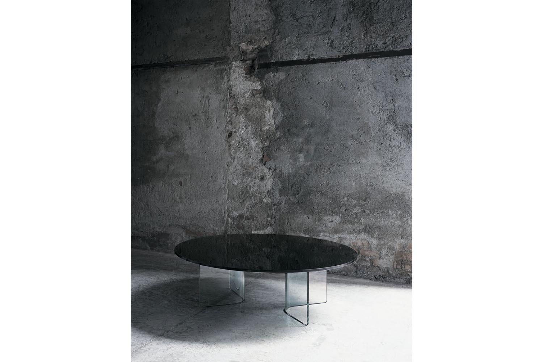 Lindos Basso Coffee Table by Studio AE for Glas Italia