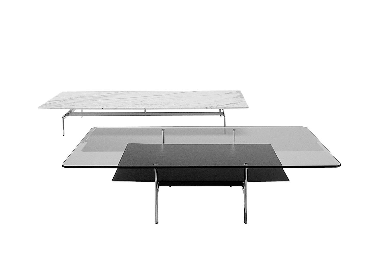 Diesis Small Table by Antonio Citterio for B&B Italia