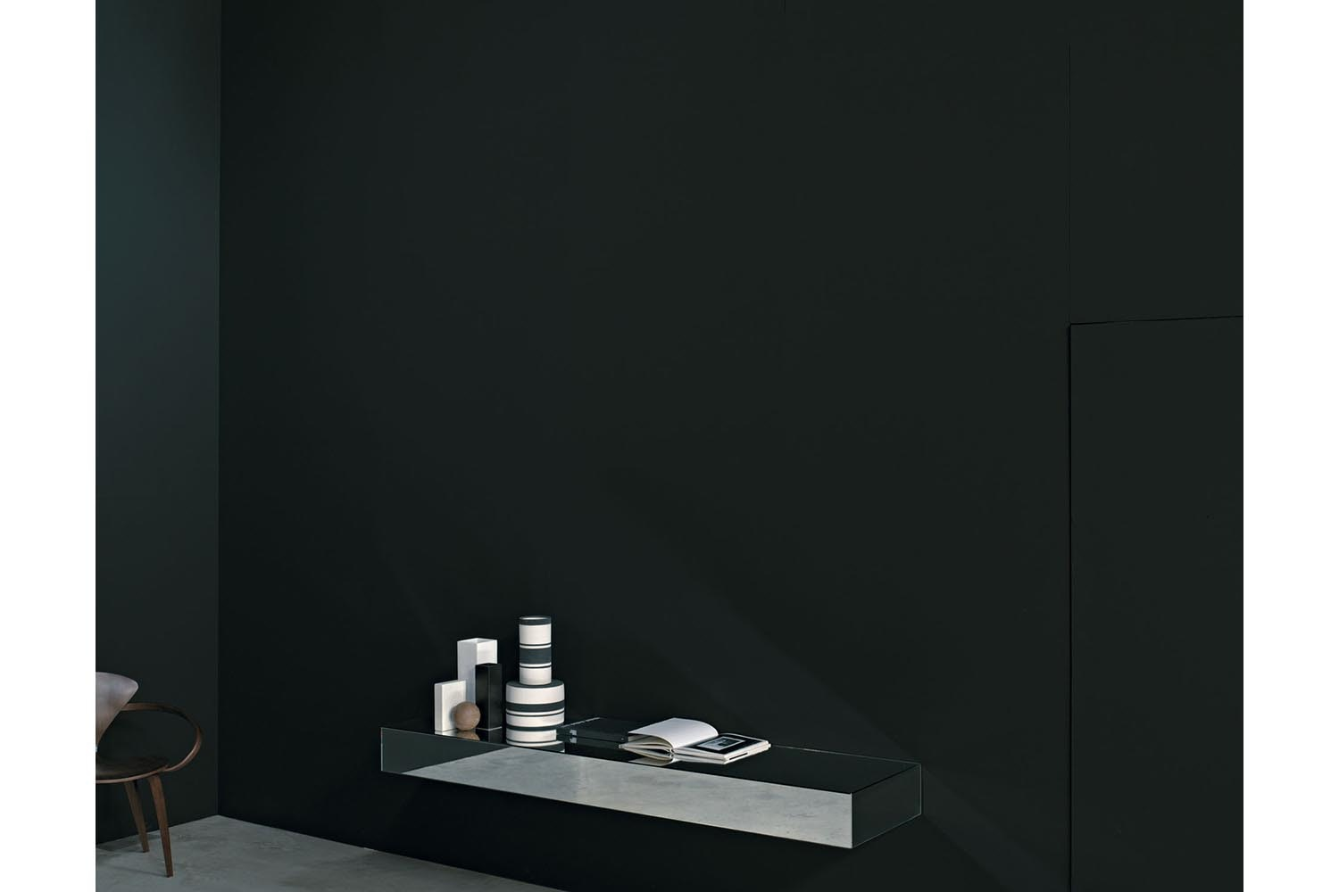 I Massi Mensole Wall Mounted Shelves by Claudio Silvestrin for Glas Italia