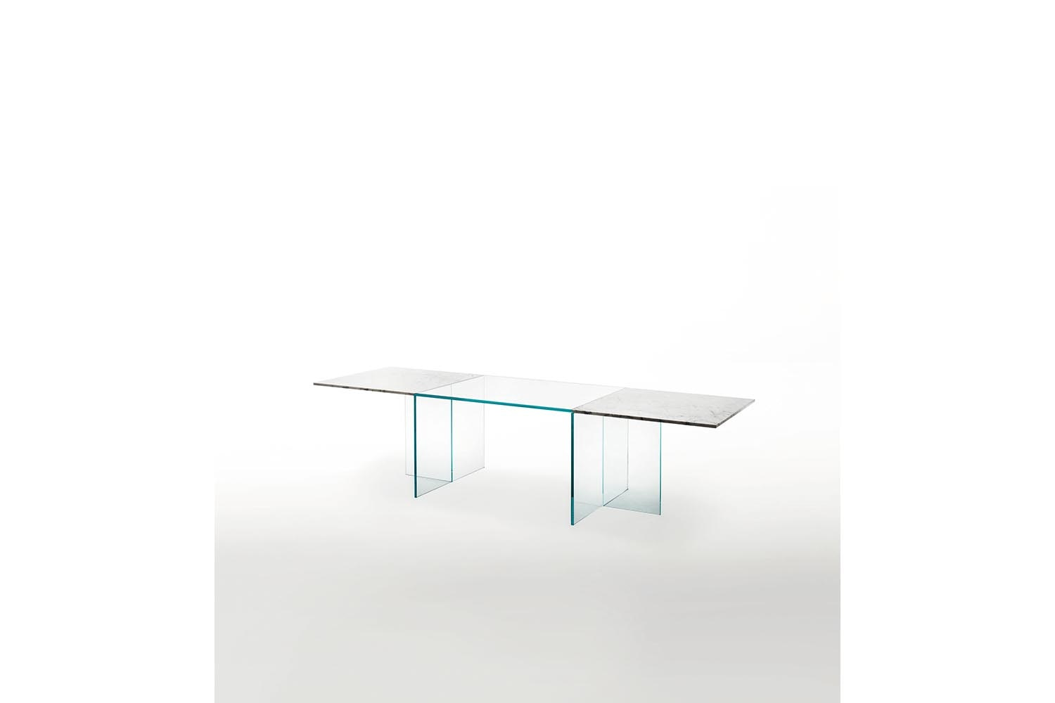 Oriente Occidente Table by Claudio Silvestrin for Glas Italia