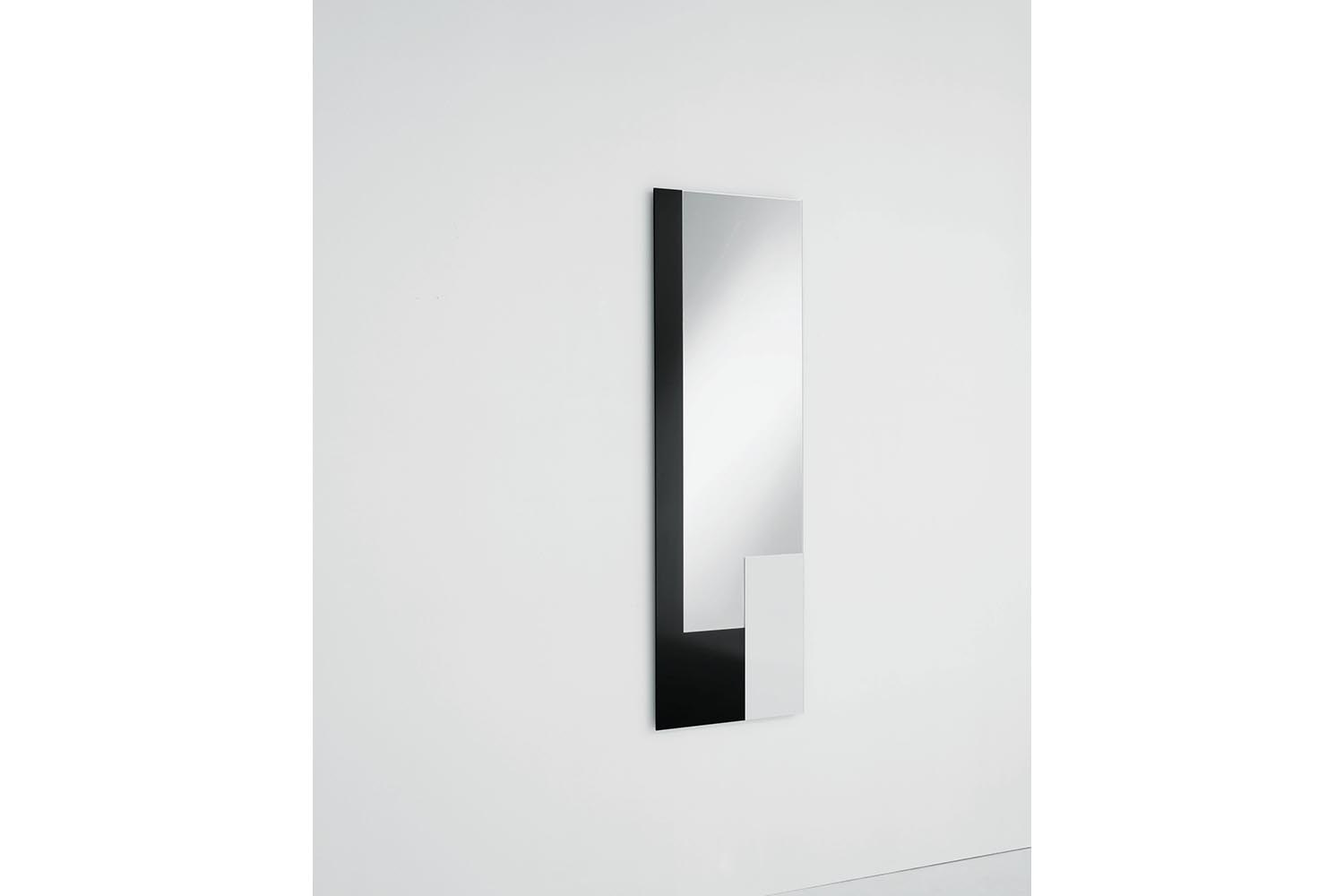 Ratio Mirror by Nanda Vigo for Glas Italia