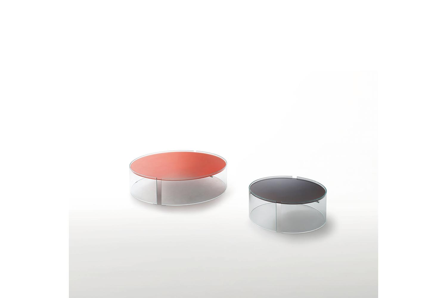 Split Coffee Table by Piero Lissoni for Glas Italia