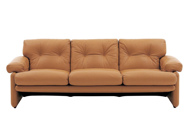 Coronado Sofa by Afra and Tobia Scarpa for B&B Italia