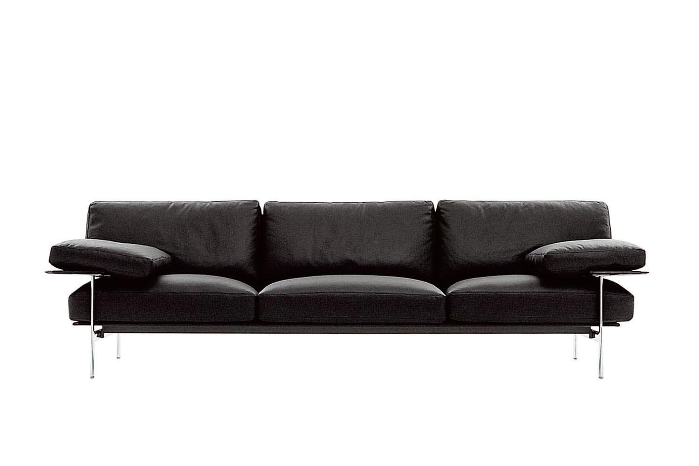 Diesis Sofa by Antonio Citterio and Paolo Nava for B&B Italia