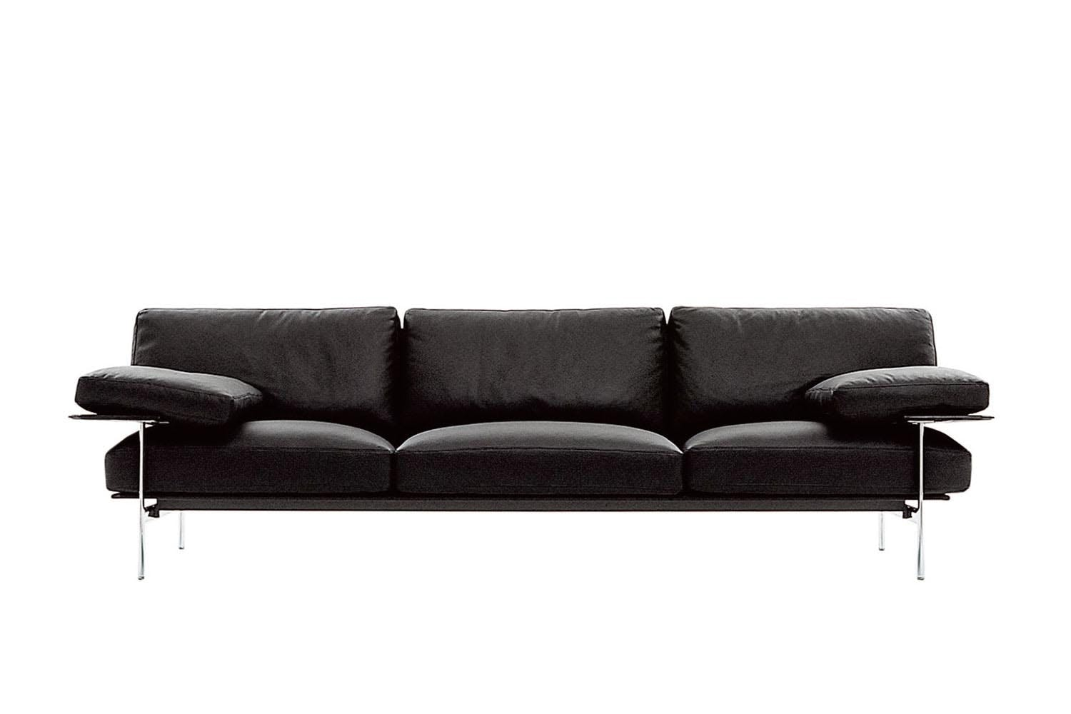 diesis sofa by antonio citterio and paolo nava for b b. Black Bedroom Furniture Sets. Home Design Ideas