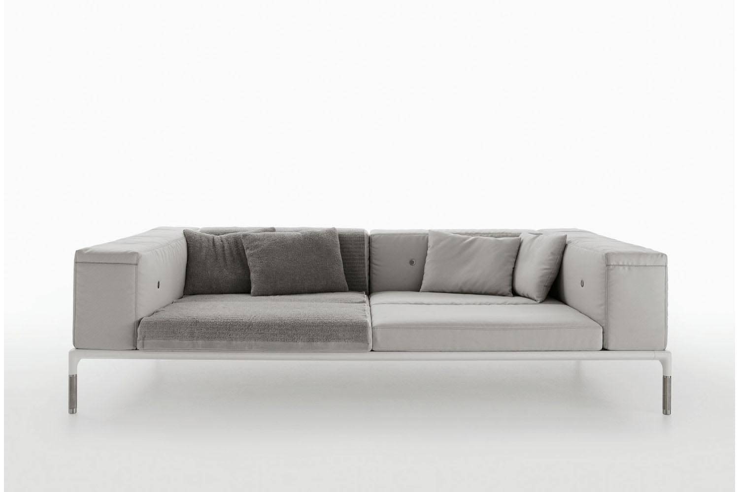 springtime sofa by jean marie massaud for b b italia. Black Bedroom Furniture Sets. Home Design Ideas