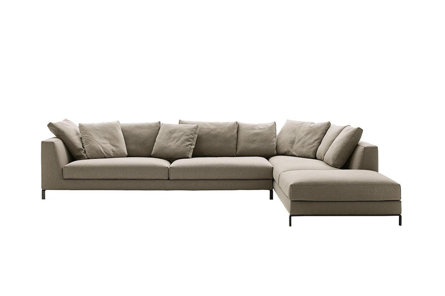 Ray sofa by antonio citterio for b b italia space furniture - Sofa gratis ...