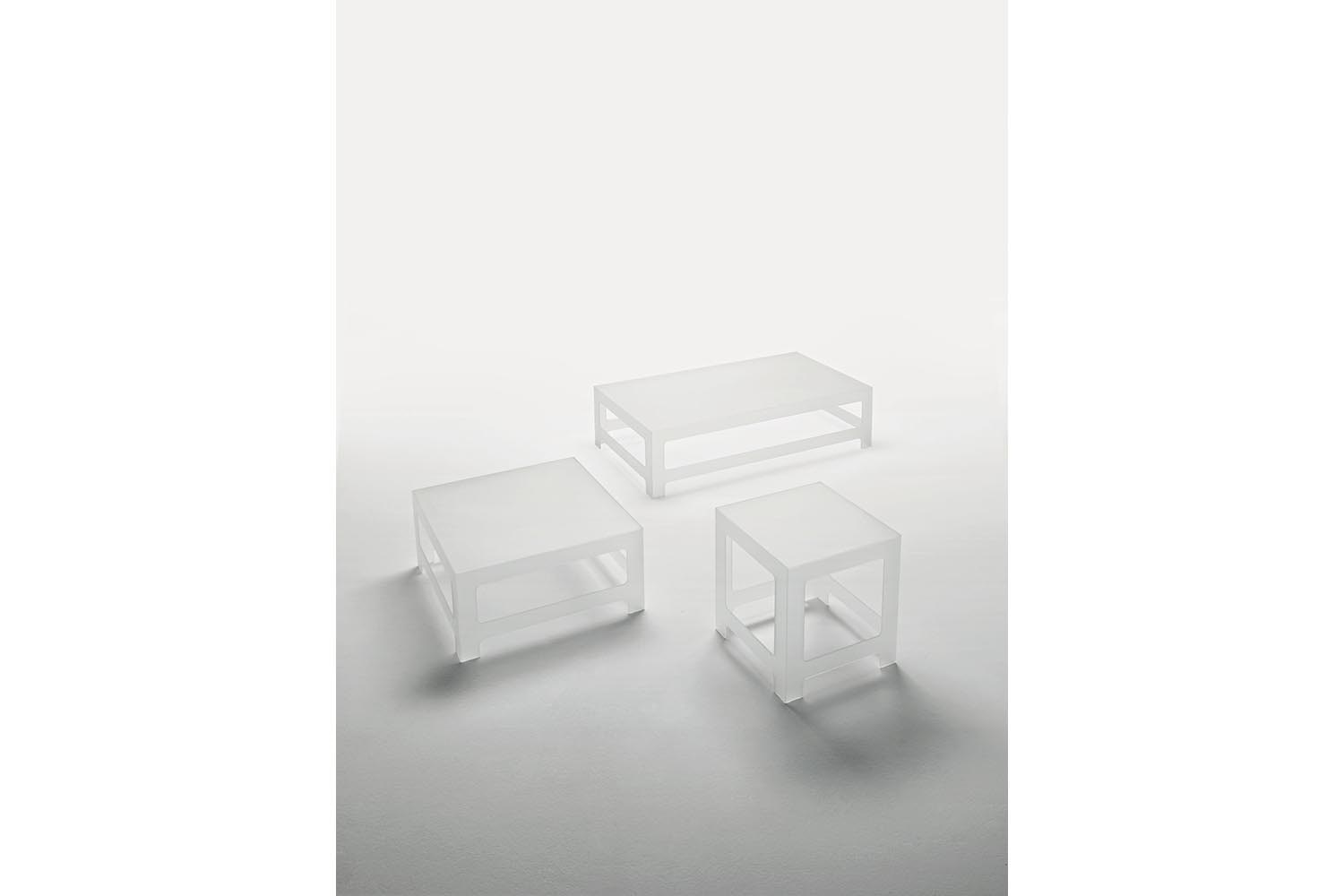 Nezu Coffee Table by Jasper Morrison for Glas Italia