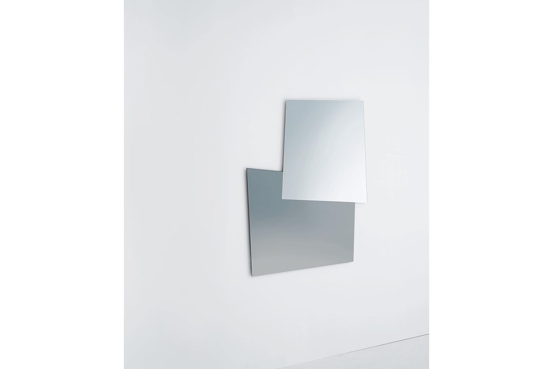 Uno piu Uno Mirror by Laudani & Romanelli for Glas Italia