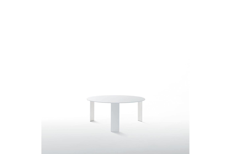 Vertigo Table by Lorenzo Arosio for Glas Italia